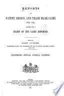 Reports of Patent, Design and Trade Mark Cases