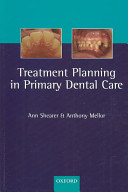 Treatment Planning In Primary Dental Care Book PDF
