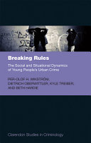 Breaking Rules: The Social and Situational Dynamics of Young People's Urban Crime [Pdf/ePub] eBook