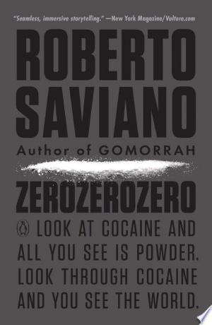 Download ZeroZeroZero Free PDF Books - Free PDF