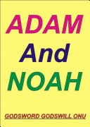 Pdf Adam, the First Man, and Noah, God's Favourite Telecharger
