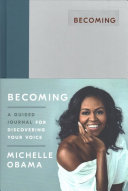 link to Becoming : a guided journal for discovering your voice in the TCC library catalog