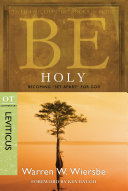 Be Holy (Leviticus)