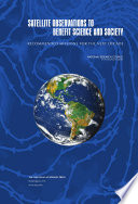 Satellite Observations to Benefit Science and Society Book
