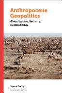 Pdf Anthropocene Geopolitics Telecharger