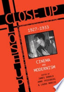 Close Up  Cinema And Modernism