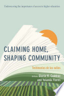 Claiming Home  Shaping Community