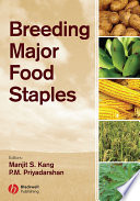 Breeding Major Food Staples Book