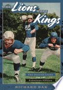 When Lions Were Kings