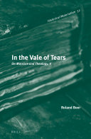 In the Vale of Tears