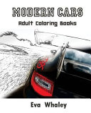 Modern Cars   Adult Coloring Book
