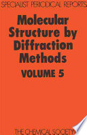 Molecular Structure by Diffraction Methods