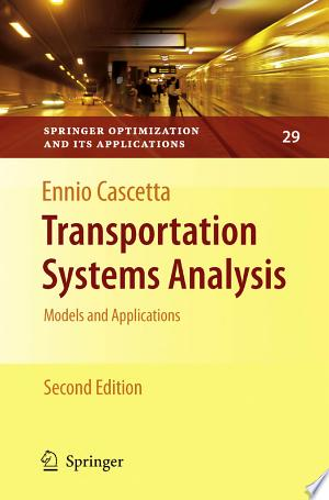 Transportation+Systems+Analysis