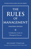 The Rules of Management, Expanded Edition