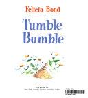 Tumble Bumble Book PDF