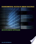 Environmental Design of Urban Buildings
