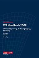 Wirtschaftsprüfer-Handbuch