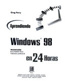 Aprendiendo Windows 98 en 24 horas
