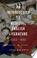 An Introduction To Medieval English Literature