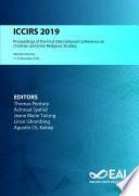 ICCIRS 2019