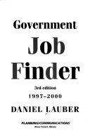 Government Job Finder, 1997-2000