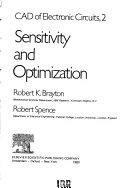 Sensitivity and optimization