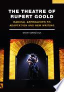 The Theatre of Rupert Goold