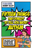 Fifteen Things They Forgot to Tell You About Autism Pdf/ePub eBook