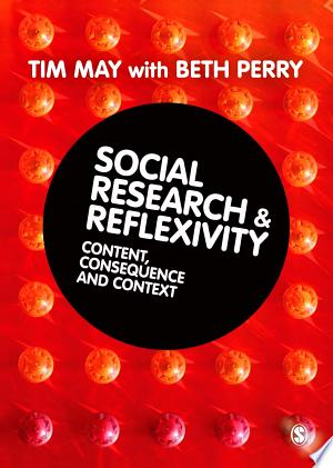 Download Social Research and Reflexivity online Books - godinez books