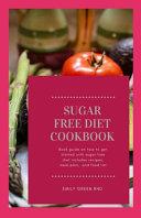 Sugar Free Diet Cookbook