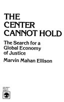 The Center Cannot Hold Book PDF