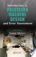 Introduction to Precision Machine Design and Error Assessment Book