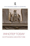 Pdf Imhotep Today