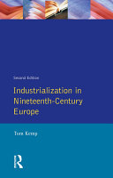 Industrialization in Nineteenth Century Europe Pdf/ePub eBook