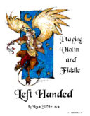 Playing Violin and Fiddle Left Handed