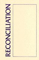 A Reconciliation Sourcebook