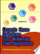 Oraganic Name Reactions Reagents and Molecular Rearrangements