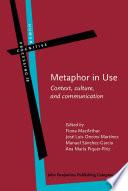 Metaphor in Use