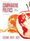 Introduction to Comparative Politics  Brief Edition