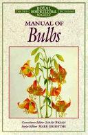 Manual of Bulbs