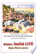Kütahyalı Sunullah Gaybi