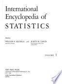International encyclopedia of statistics