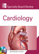 McGraw Hill Specialty Board Review Cardiology Book