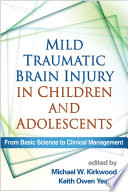 Mild Traumatic Brain Injury in Children and Adolescents Book