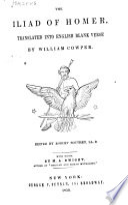 The Iliad of Homer Book