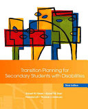 Transition Planning for Secondary Students with Disabilities