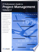 It Professional S Guide To Project Management Book PDF
