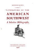 Literature of the American Southwest