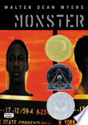 Monster Walter Dean Myers Cover