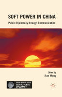 Pdf Soft Power in China